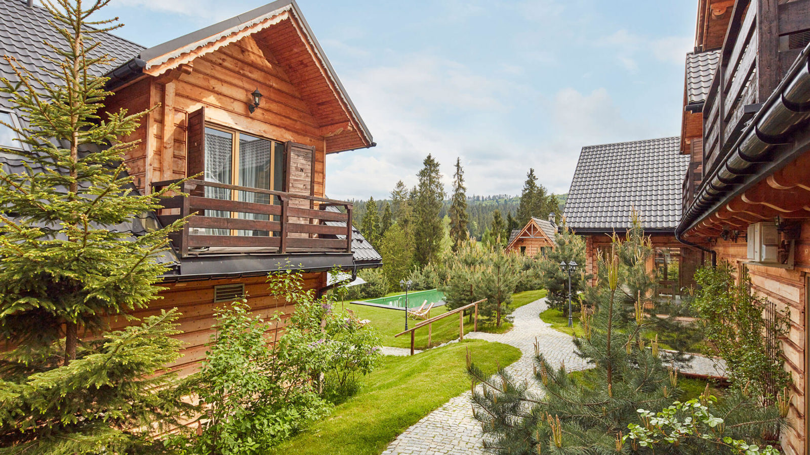 Hotel SPA k. Białki, Bukowiny i Zakopanego – NoNameLuxuryHotel&SPA