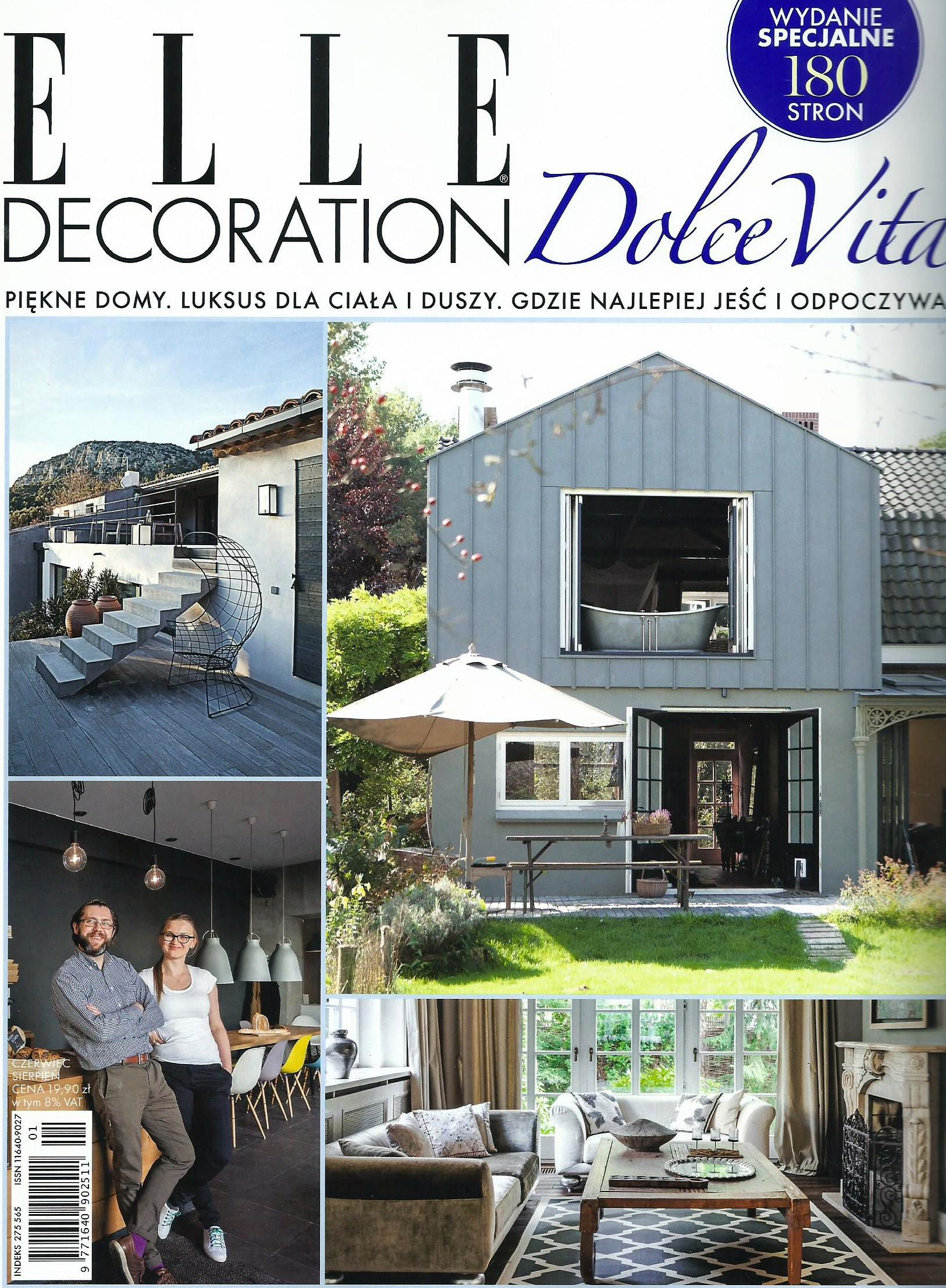 Elle Decoration Dolce Vita